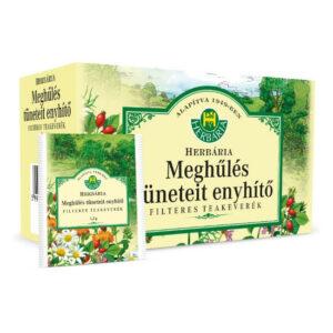 Herbária Meghűlés tüneteit enyhítő filteres tea - 20 filter