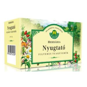 Herbária Nyugtató filteres tea – 20 filter