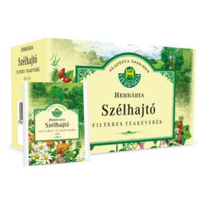 Herbária Szélhajtó filteres tea - 20 filter