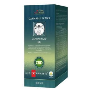 Vita Crystal Cannabis Sativa Cannabionid Oil - 300ml