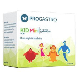 Progastro Kid Mini italpor 0-3 éves gyermekeknek – 31db