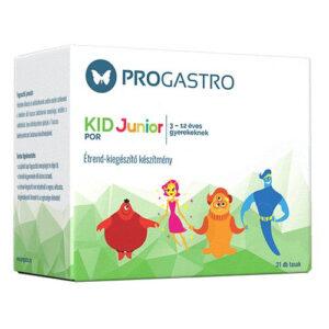 Progastro Kid Junior italpor 3-12 éves gyermekeknek - 31db