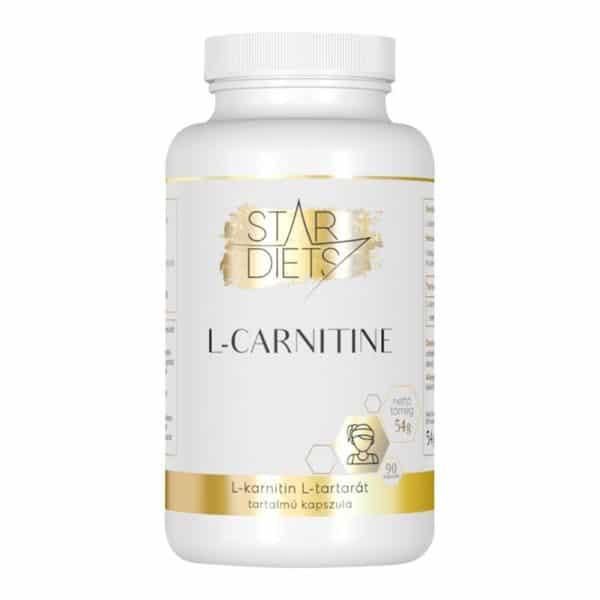 StarDiets L-carnitine kapszula – 90db