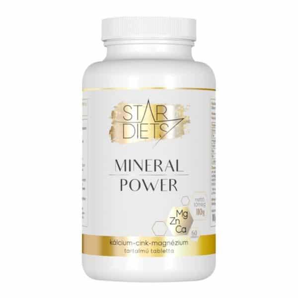 StarDiets Mineral Power kapszula – 60db
