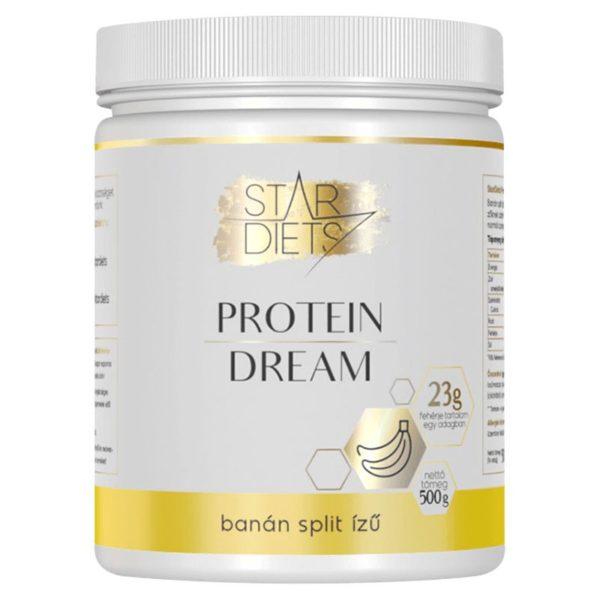 StarDiets Protein Dream fehérje banán split – 500g