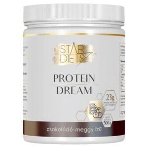 StarDiets Protein Dream fehérje csokoládé-meggy – 500g