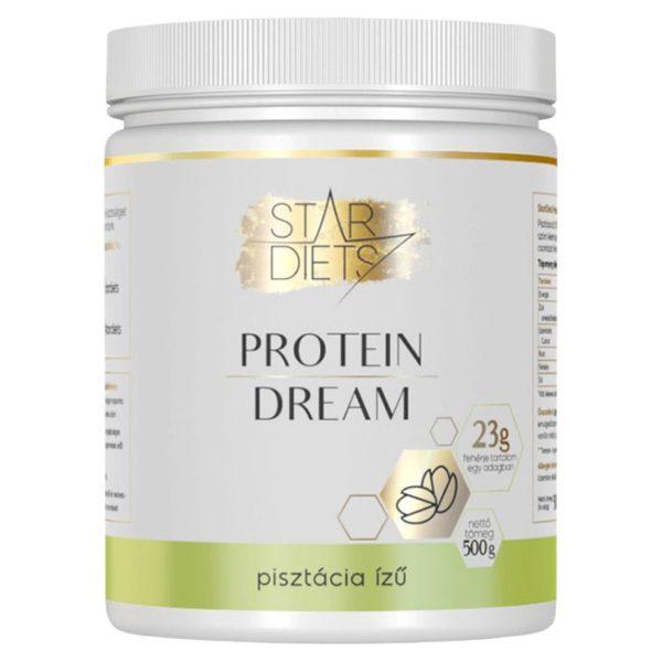 StarDiets Protein Dream fehérje pisztácia – 500g
