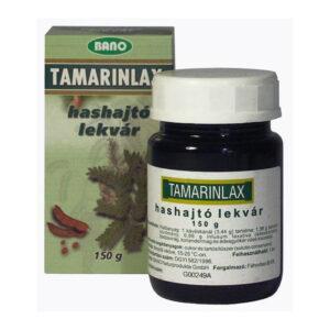 Bánó Tamarinlax hashajtó lekvár – 150g