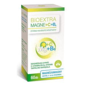 Bioextra Magne+C+B6 kapszula – 60db