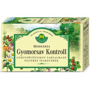 Herbária Gyomorsav kontroll teakeverék – 20 filter