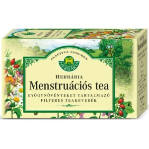 Herbária Menstruációs teakeverék – 20 filter