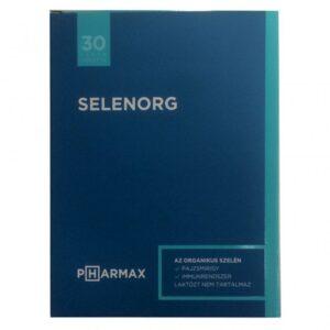 Selenorg tabletta – 30db