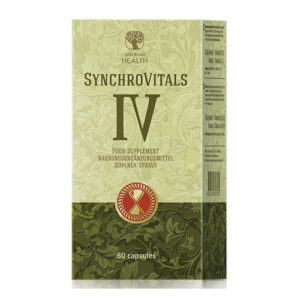 Siberian Wellness Health SynchroVitals IV kapszula - 60db