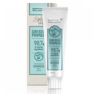 Siberian Wellness Propolis Természetes fogkrém – 75ml