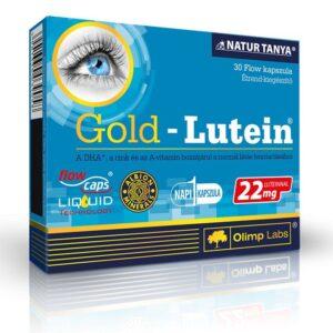 Olimp Labs Gold-Lutein kapszula - 30db