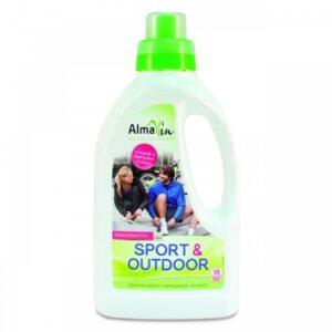 AlmaWin sport és szabadidő ruhákhoz folyékony mosószer – 750 ml