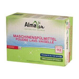 AlmaWin Öko gépi mosogatószer koncentrátum 112 alkalomra – 2,8kg