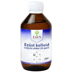 Éden Prémium Ezüstkolloid szájvíz – 250ml