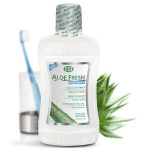 ESI Aloe Fresh fehérmosoly szájvíz - 500ml