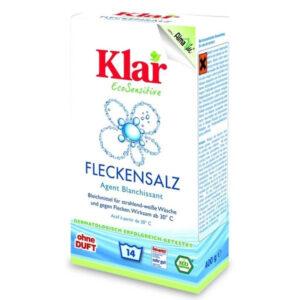 Klar ÖKO-szenzitív Oxigénes fehérítő - 400 g