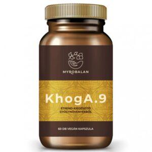 Myrobalan KhogA.9 – reflux kezelésére kapszula – 60db