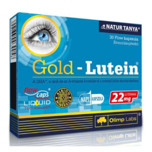 Olimp Labs Gold-Lutein kapszula - 30db