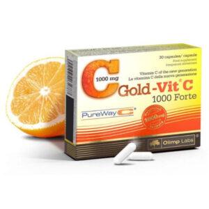 Olimp Labs Gold-Vit C 1000 Forte kapszula - 30db
