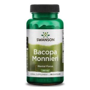 Swanson Bacopa Monnieri kapszula - 90db