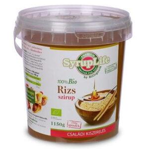 Biorganik Bio rizs szirup - 1150g