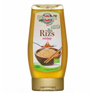 Biorganik bio rizs szirup - 365 g