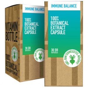 Vitamin Bottle Immune Balance immunerősítő kapszula – 30db