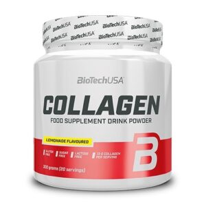 BioTech USA Collagen limonádé - 300g