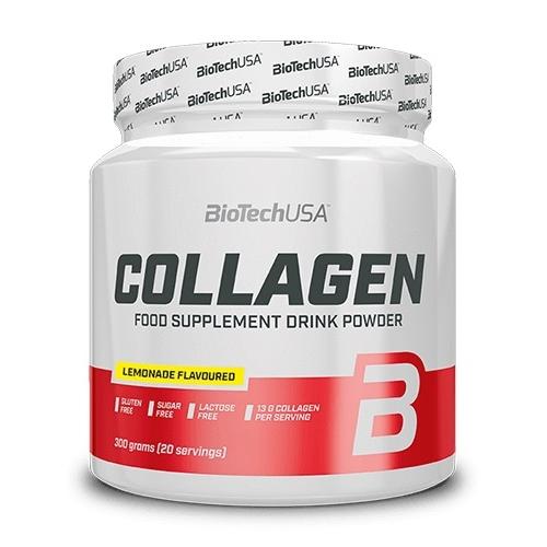 BioTech USA Collagen limonádé - 300g