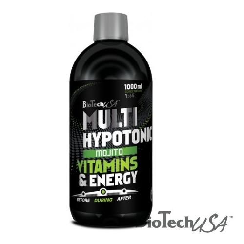 BioTech USA Multi Hypotonic Drink erdei gyümölcs ital