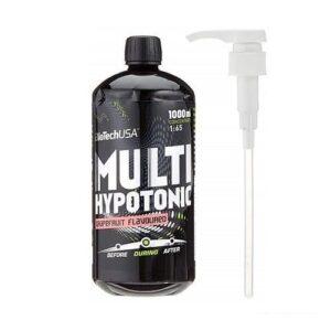 BioTech USA Multi Hypotonic Drink grapefruit
