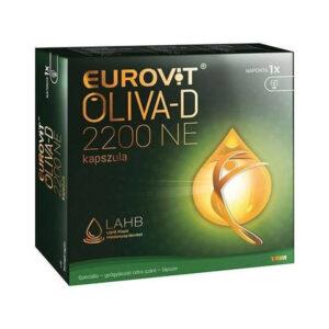 Eurovit Oliva-D 2200NE kapszula – 60db