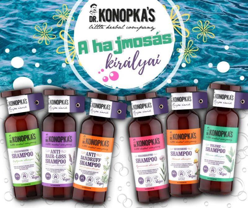 dr.Konopka's - a hajmosás királyai