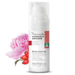 Medinatural Niacinamidos hidratáló arckrém - 50ml