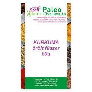 Szafi Reform Kurkuma őrölt fűszer - 50g