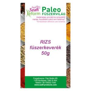 Szafi Reform Rizs fűszer - 50g