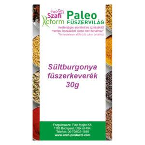 Szafi Reform Sültburgonya fűszerkeverék - 30g