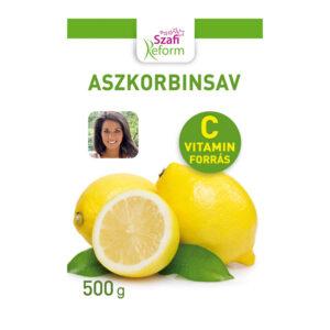 Szafi Reform aszkorbinsav (C-vitamin) - 500g