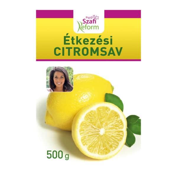 Szafi Reform étkezési citromsav - 500g