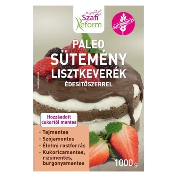Szafi Reform paleo sütemény lisztkeverék – 1000g
