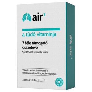 Air7 - A tüdő vitaminja kapszula - 30db
