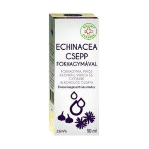 Bálint Cseppek Echinacea fokhagymával csepp - 50ml