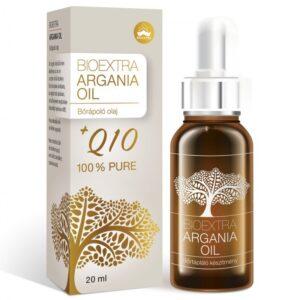 Bioextra Argania oil bőrápoló olaj + Q10 – 20ml