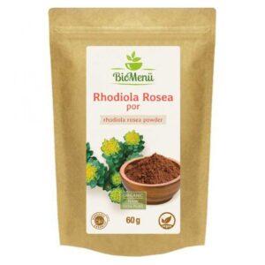 Biomenü Bio Rhodiola Rosea por - 60g