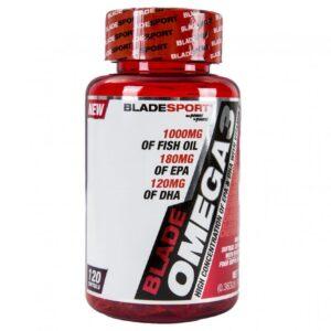 BladeSport Blade Omega 3 1000mg + E-vitamin kapszula – 120db