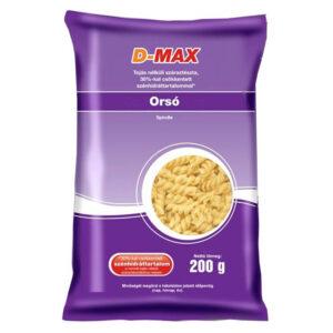 D-Life D-Max orsó tészta – 200g